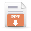 Download Button - PPT