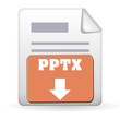 Download Button - PPTX