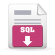 Download Button - SQL