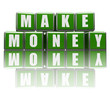 make money in green cubes