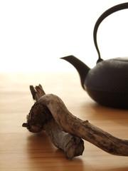 Teekanne japanisch angehaucht