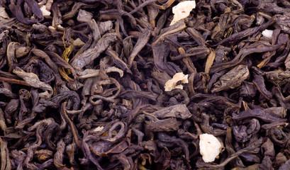 Aromatic black tea