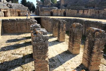 Roman Amphitheatre in Italica