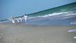 Healthy Family Beach Vacation Fun