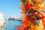 Fototapety Venice Mask, Carnival.