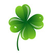 Glossy Clover Leaf