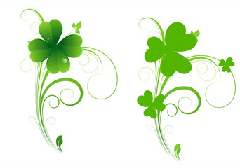 Clover Leaf Element