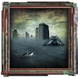 sinking city artwork