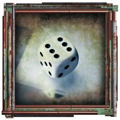 six dice artwork