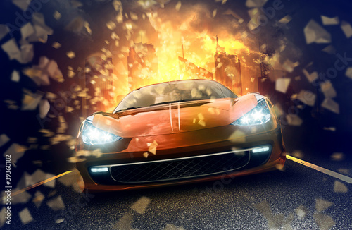 Fast cars Sportscar Design