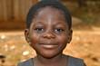 Schulkind aus Ghana