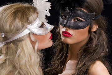Girls Behind The Mask