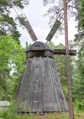 moulin en finlande