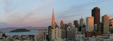 Downtown San Francisco and Bay Bridge