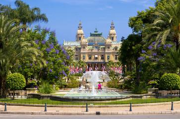 Casino, Monte Carlo, Monaco