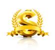 Dollar sign, emblem