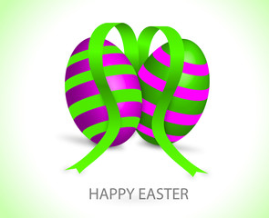 Vector - Happy easter
