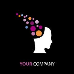Logo Mentalist # Vector