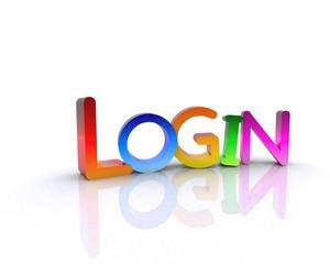 Login - 3D
