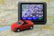 navigation mit auto