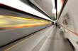 Fototapeta Prędkość - Szybki - Metro