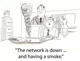Network smoke