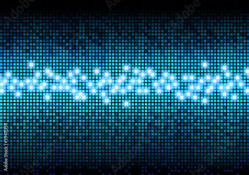 Digital pixels color display