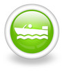 "Light Green Icon ""Motorboating"""