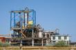 refinery installation