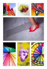Couleur, coloré, criard, couleurs vives, fond, graphique