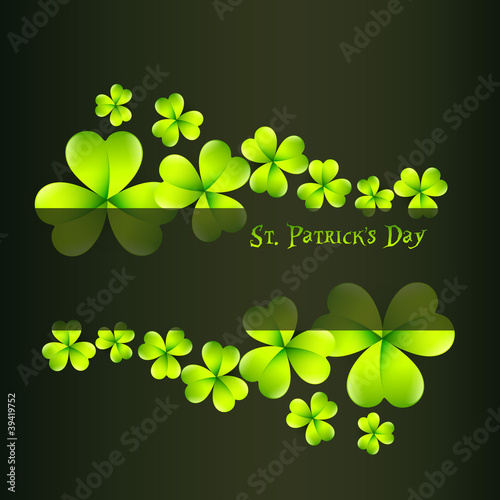 saint patricks day illustration