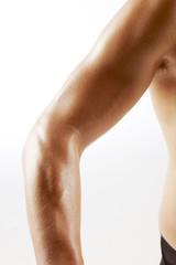 Masculine arm