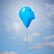 Head shaped balloon