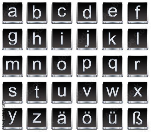 Alphabet klein