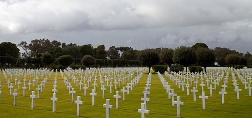 Cimitero americano, Tunisi