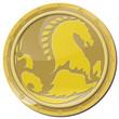 Button, Pferd, Pferdekopf, Medaile,