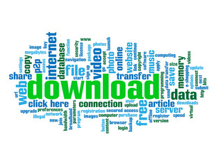 """DOWNLOAD"" Tag Cloud (web internet button free upload server)"