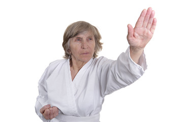 martial arts for retired people