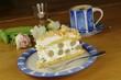 Leinwanddruck Bild - Strawberry Cake