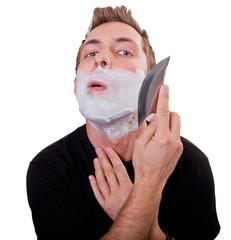 Dangerous Shave