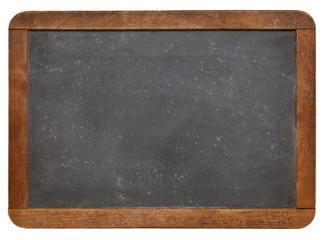 blank slate blackboard