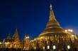 Shwedagon Pagpoda Yangon Myanmar