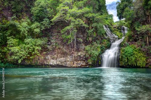 Cascade du bassin des Cormorans - La Réunion