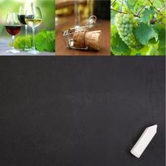 Tafel, Wein