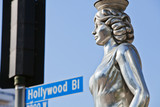 Hollywood Boulevard Los Angeles poster