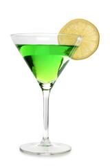 Martini and citrus