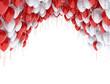 Celebration background balloons