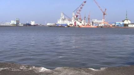 Überseehafen