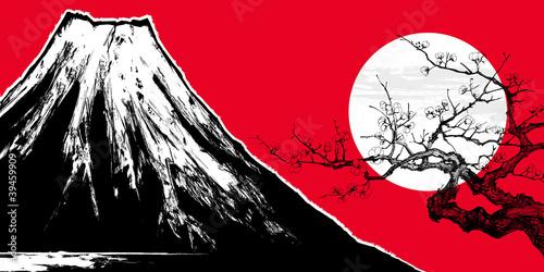 Mount Fuji in Japan - 39459909