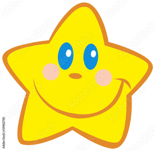 Happy Little Star